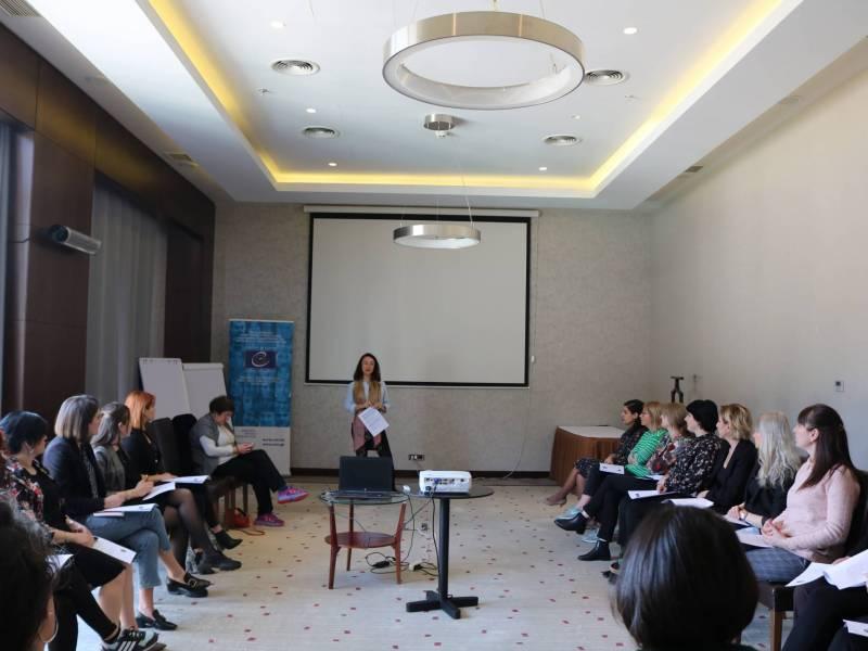 ევროპის საბჭოს მხარდაჭერით, მანდატურის სამსახურის თანამშრომლებმა, ადამიანის უფლებათა თემაზე, ტრენერთა ტრენინგი გაიარეს
