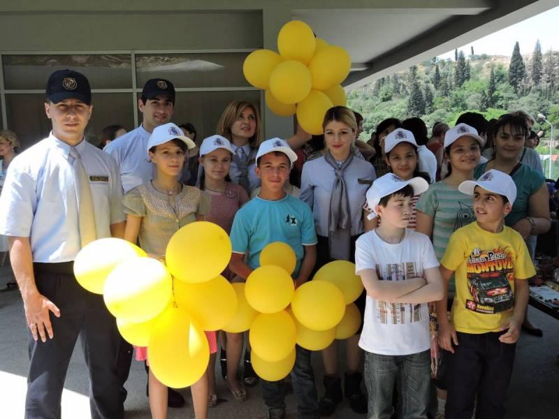 ბავშვთა დაცვის საერთაშორისო დღე